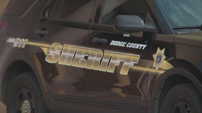 Dodge County horse-and-buggy crash; 1 flown to hospital