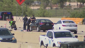 Fort Worth PD: SUV driver fatally shot motorcyclist in self-defense in road rage incident
