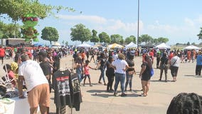 COVID nearly canceled Racine Juneteenth; vaccine clinic at festival
