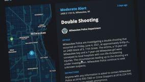 MPD Atlas One app, crime alerts at your fingertips
