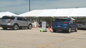 Summerfest COVID vaccine drive-thru, tickets offered as incentive