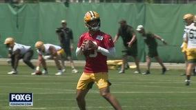 Packers minicamp, Jordan Love confident to start