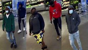 Butler vehicle entries, theft, burglary under investigation