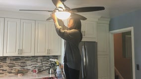 Ceiling fans bring cool savings