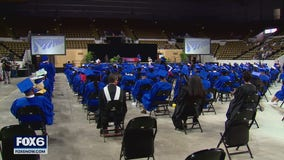 MPS Class of 2021 gets in-person graduation