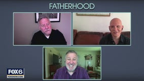 Gino talks with cast of Netflix show 'Fatherhood'