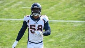 Aaron Rodgers rumors not swaying Broncos star Von Miller: 'We've got Drew Lock'