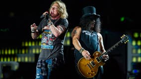Summerfest: Guns N' Roses slated for Sept. 18 concert
