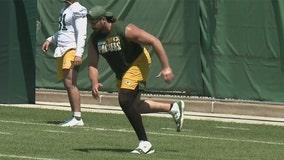 Packers' LaFleur: Bakhtiari recovery 'a little bit ahead of schedule'