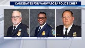 Wauwatosa police chief finalists take public questions