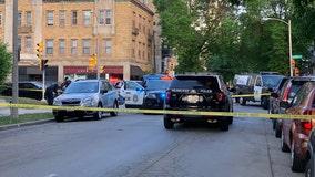 Farwell & Lafayette shooting: Woman critically injured, 1 dead