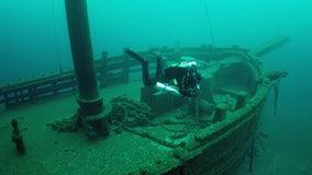 Wisconsin coastline designated national sanctuary: NOAA