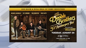 The Doobie Brothers: Concert set for BMO Harris Pavilion on Aug. 24