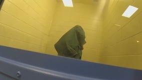 Video before Racine inmate's death released