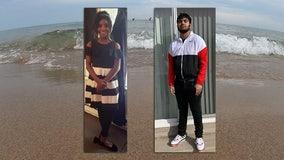 Racine beach drowning victims identified