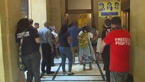 Milwaukee activists seek policing changes