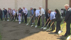 MCTS Bus Rapid Transit construction breaks ground