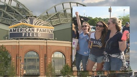 Brewers ease mask rules, fans welcome change