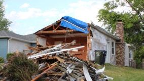 Naperville EF-3 tornado: A look at the damage left behind