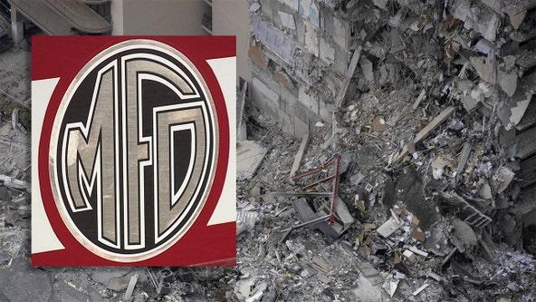 Miami building collapse: MFD captain explains rescue efforts
