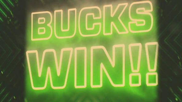 Bucks beat Nets in OT, head to Eastern Conference finals
