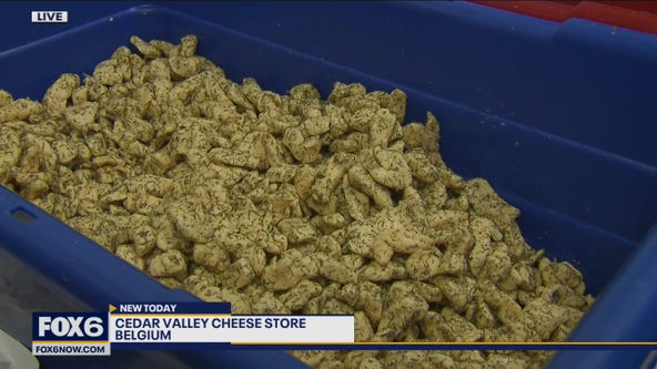 Cedar Valley cheese has been around for more than 70 years