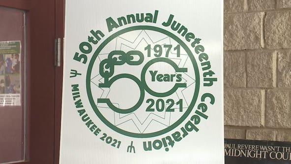 Milwaukee Juneteenth celebration back for 2021