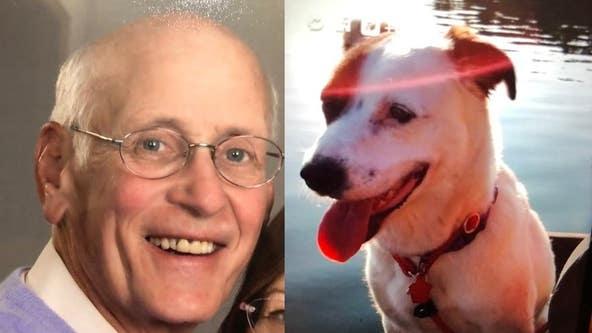 Silver Alert canceled, Appleton man, dog safe