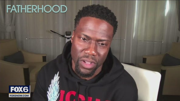 Gino talks with Kevin Hart about film 'Fatherhood'
