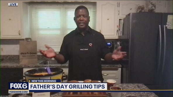 Leroy Butler grilling tips for Father's Day