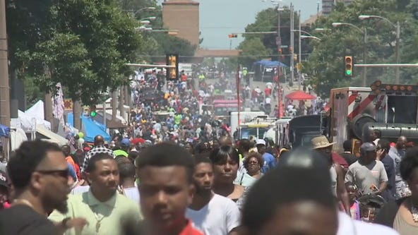 Milwaukee Juneteenth party back for 50th year, 'everybody is welcome'