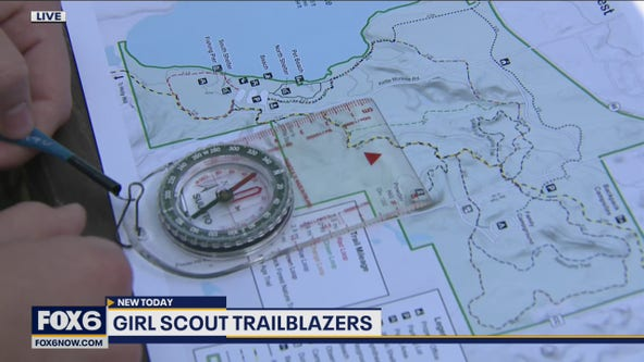 Learn to camp and survive the wilderness with Girl Scouts