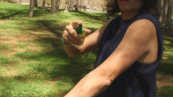 Top-tested insect repellents