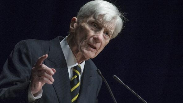Former Senator John Warner to be remembered at funeral service in DC