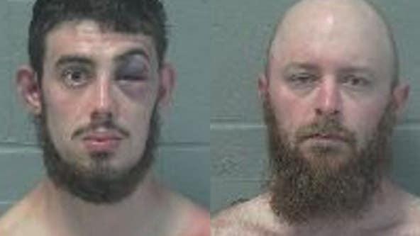 Ohio wedding crashers steal beer, punch groom & start fight