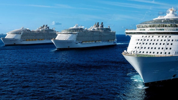 Royal Caribbean sails first trial cruise in US pandemic pause