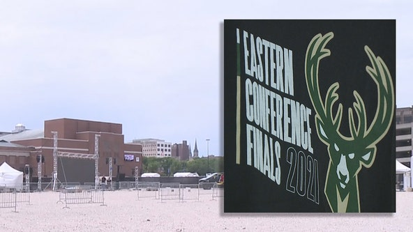Bucks playoffs: Bradley Center site used to expand plaza viewing