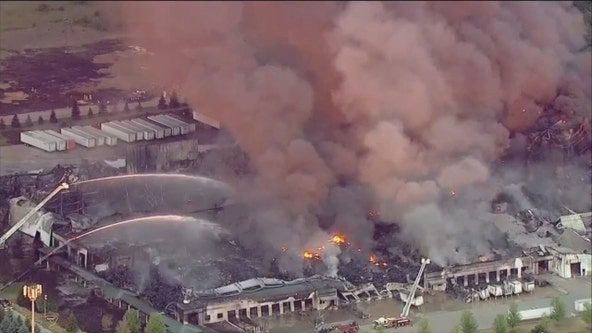 Illinois chemical plant fire: Private company's response key