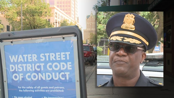 Water Street issues, Milwaukee police will stay 'visible'