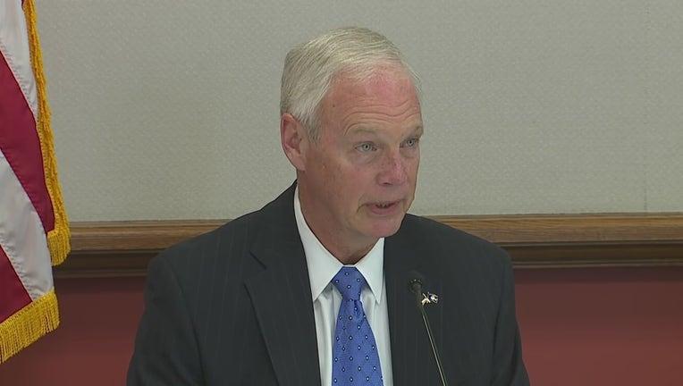 Sen. Ron Johnson (R-Wisconsin)
