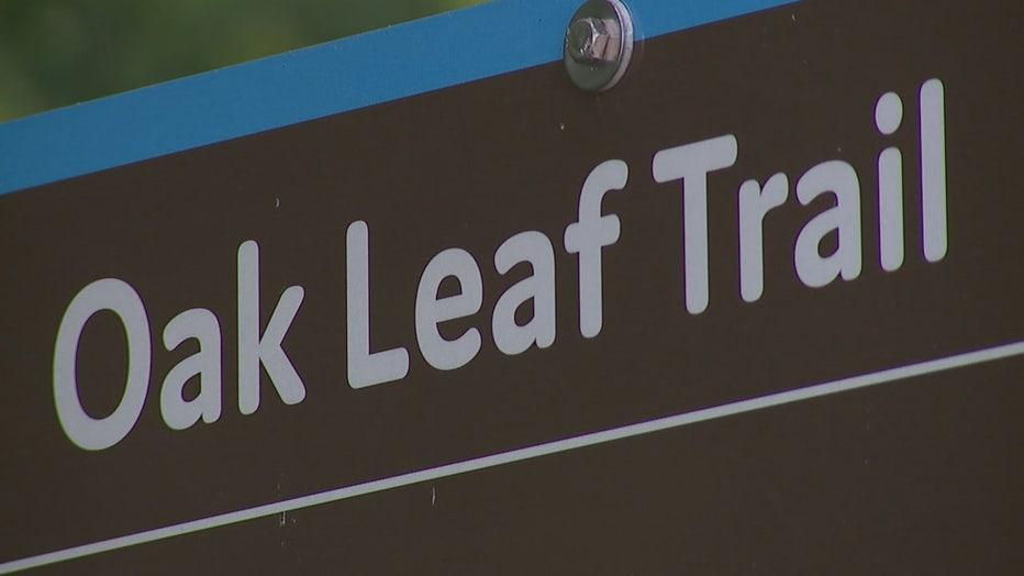 Oak Leaf Trail, Milwaukee County