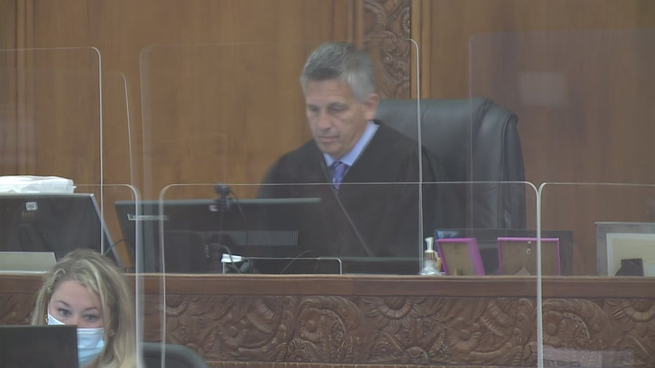 Judge David Borowski