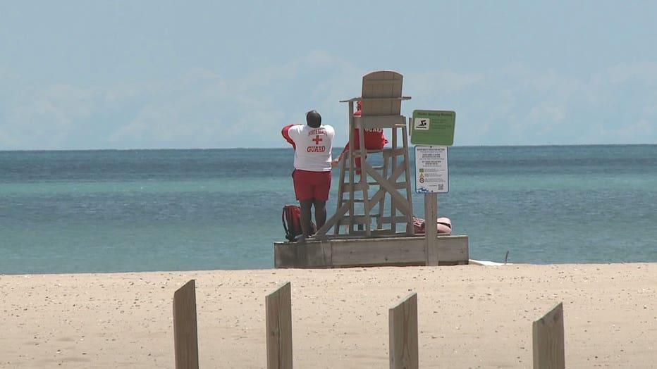 Racine beaches
