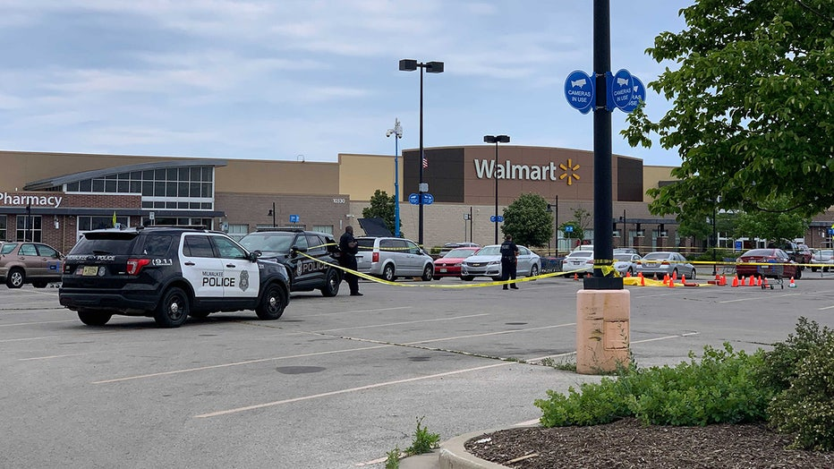 Shots fired incident at Walmart near 103rd and Silver Spring, Milwaukee