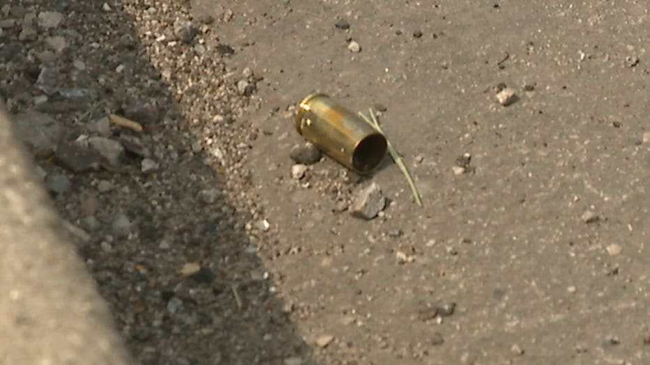 Milwaukee shootings