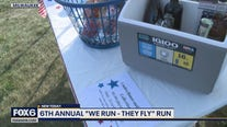 We Run - They Fly: 6th annual event honors veterans