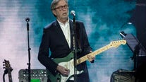 Eric Clapton says he won't play at venues where COVID-19 vaccine proof is required