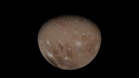 Ganymede: Hubble Telescope finds 1st evidence of water vapor on Jupiter's moon