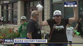 Bucks victory parade: A look at the preps