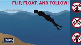 Lake Michigan swimming danger; high risk Thursday, Friday